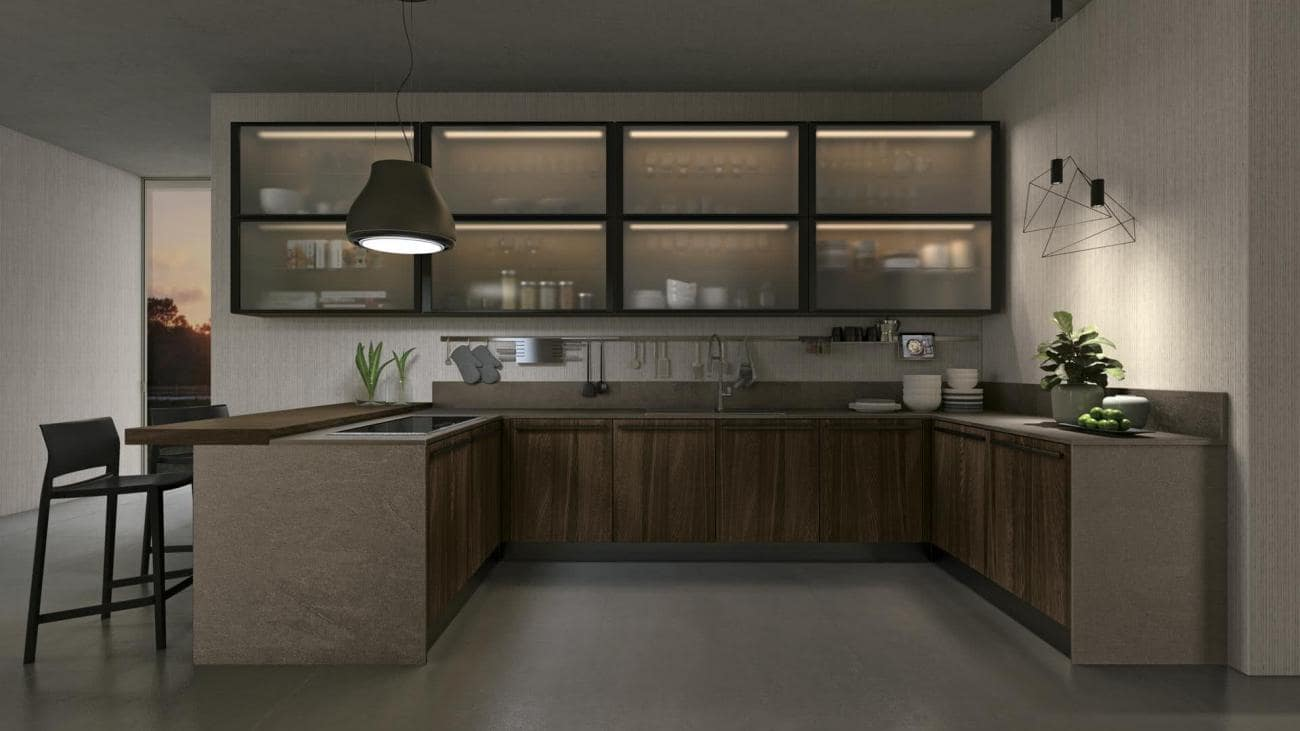 Cucina Clover Lube Store Pavia