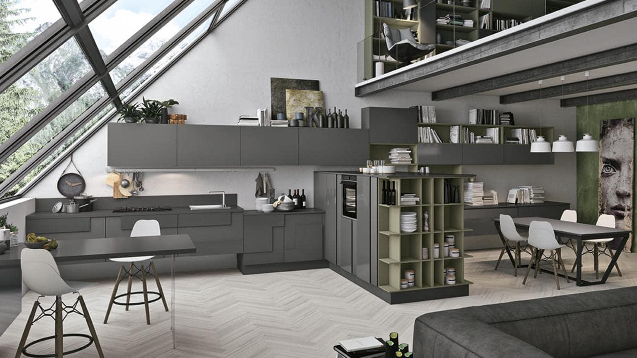 Cucina Creativa Lube Store Pavia