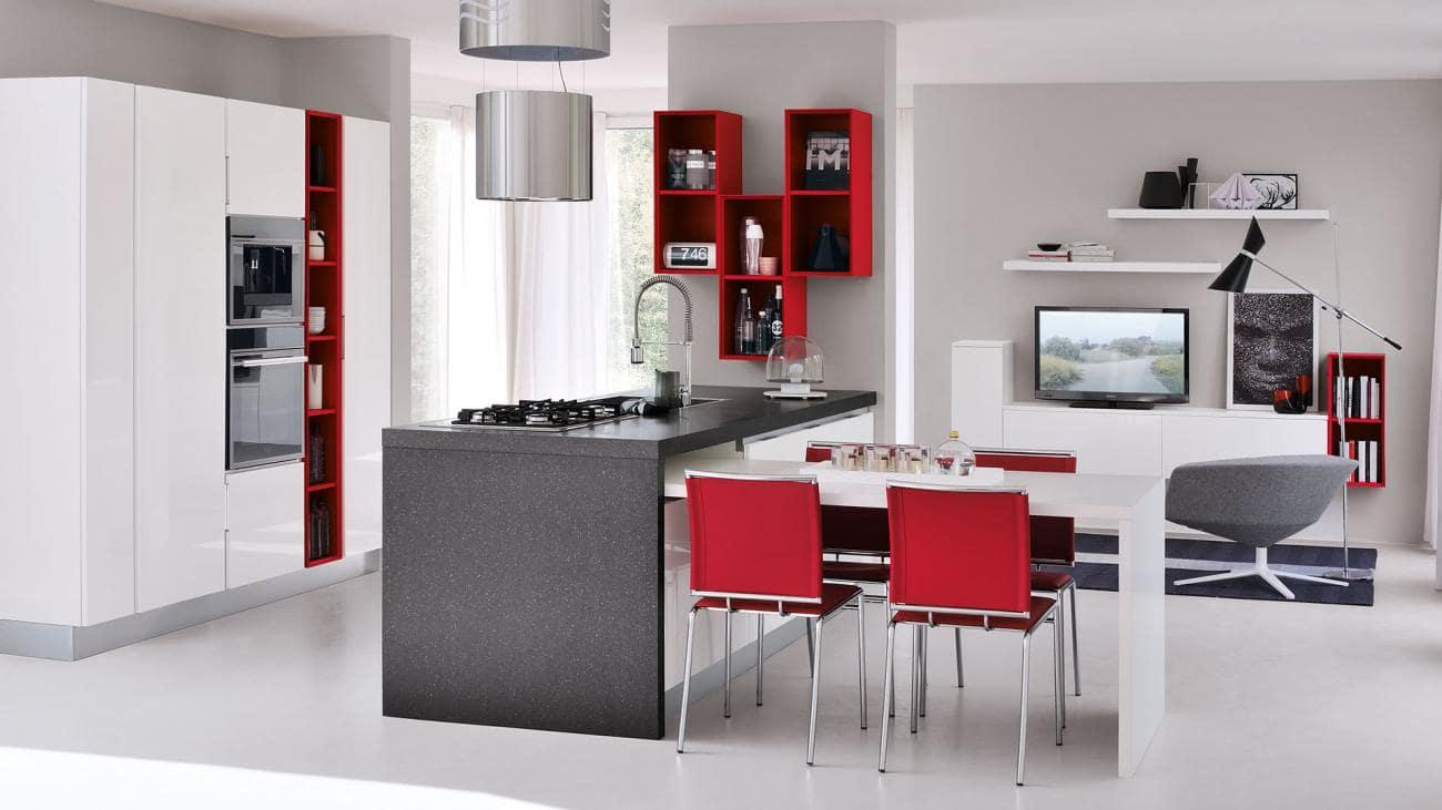 Cucina Essenza Lube Store Pavia