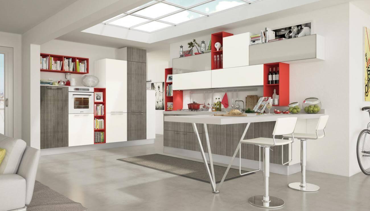Cucina Noemi Lube Store Pavia