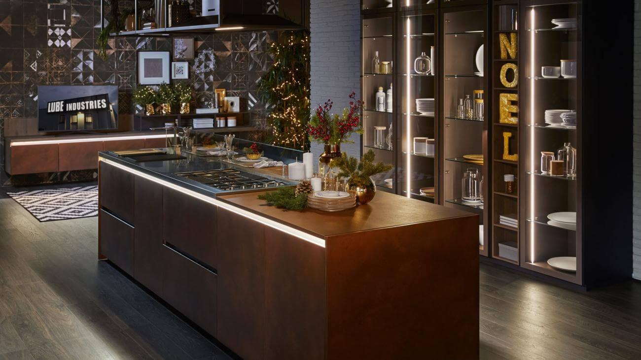 Cucina Oltre Lube Store Pavia