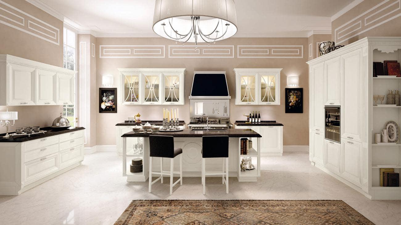 Cucina pantheon Lube Store Pavia