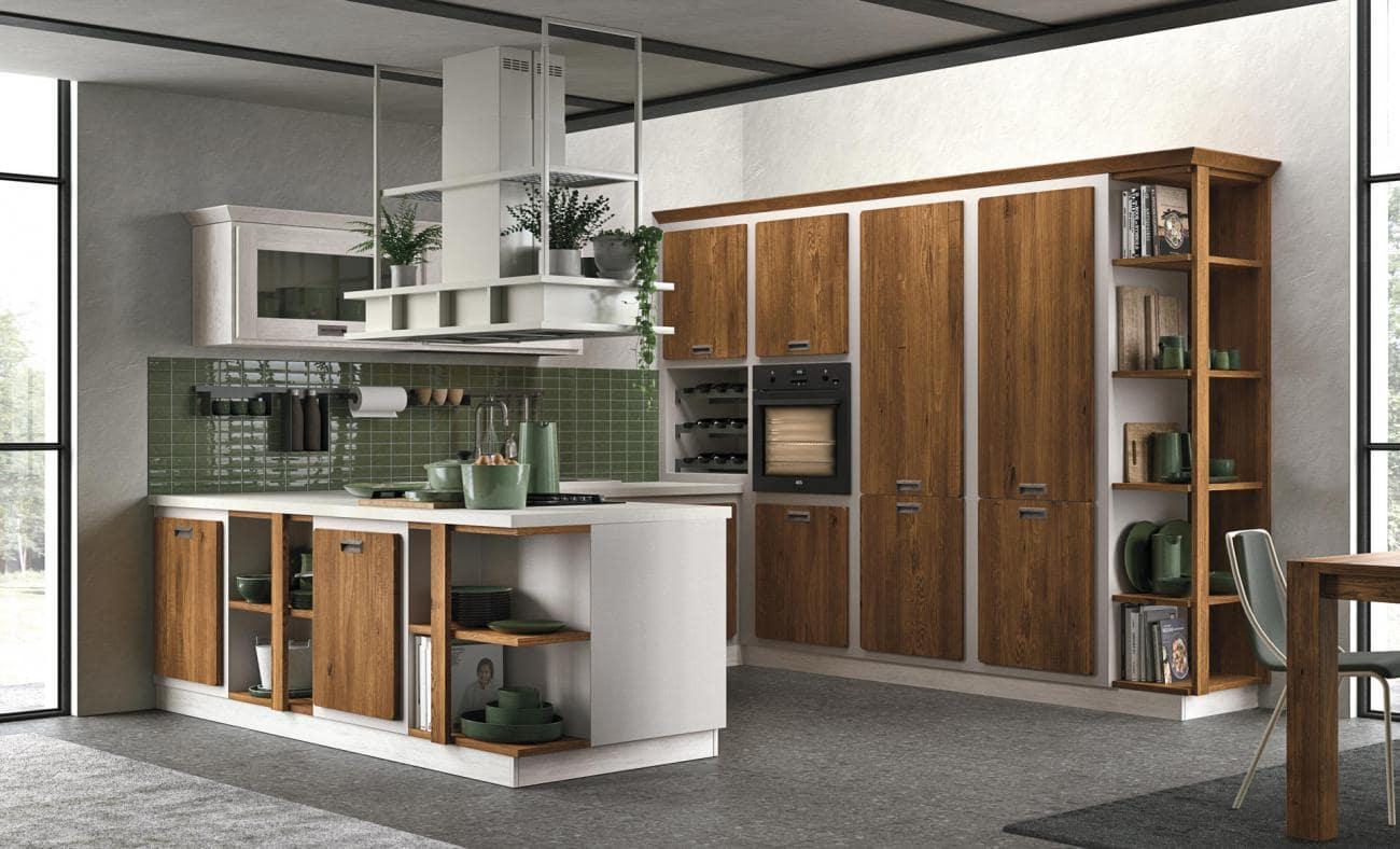 Cucina Rebecca Lube Store Pavia