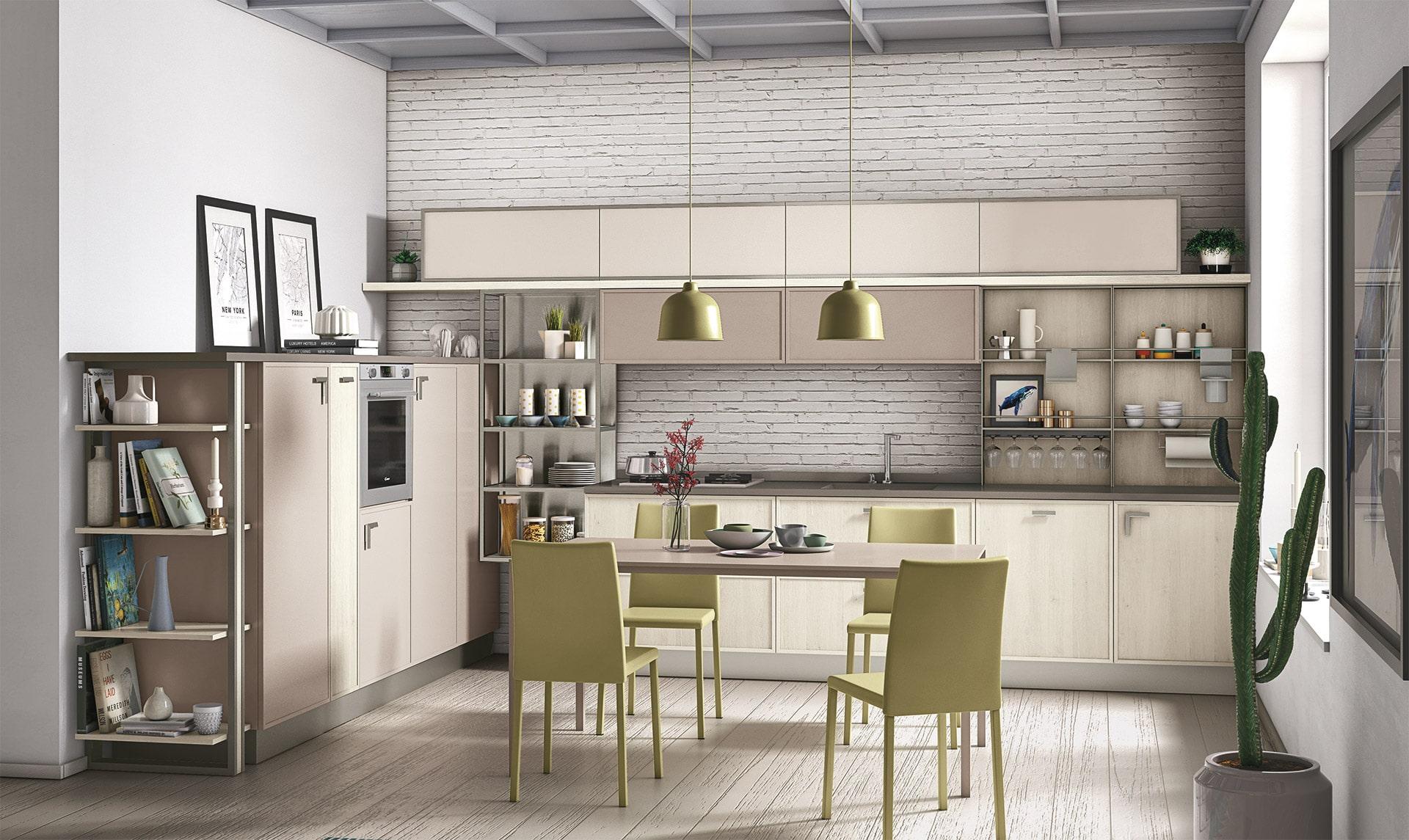 Cucina Rewind Lube Creo Store Pavia