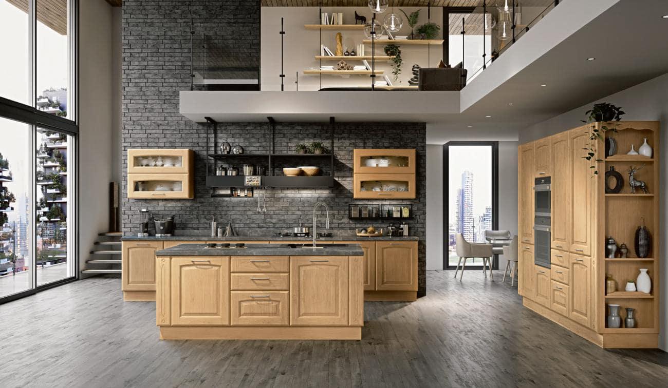 Cucina Veronica Laccata Lube Store Pavia
